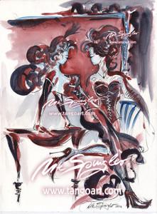 Burlesque Atmoshere - Showact folgt