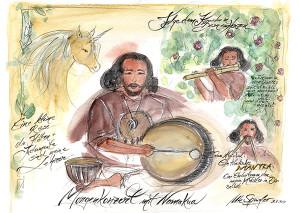 Namakua, die musikalische Seelenbegleitung