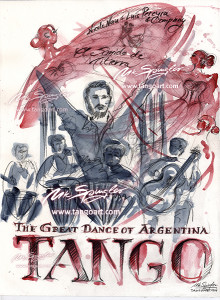 TANGO- The Great Dance of Argentina