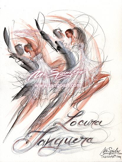 Tango, träumerisch und ganz pur....