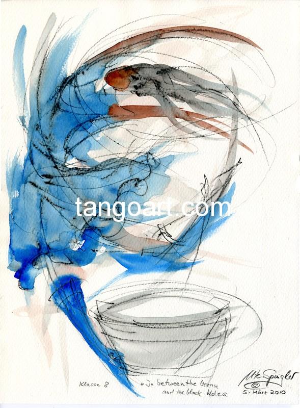 Choreographie der Ballettschule John Neumeyer