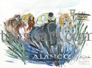 Alanco heisst der neue Seekönig aus Bad Harzburg