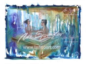 Gemälde von Ute Spingler